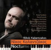 CD image ΝΙΚΟΣ ΚΑΛΑΝΤΖΑΚΟΣ / NOCTURNE