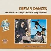 CD image KRITIKOI HOROI - CRETAN DANCES / H. GARGANOURAKIS