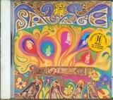 CD image SAVAGE RESURRECTION