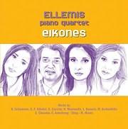 CD image ELLEMIS PIANO QUARTET / ΕΙΚΟΝΕΣ - EIKONES