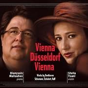 STELLA TSANI - DIONYSIS MALLOUHOS / VIENNI - NTYSSELNTORF - VIENNI (VIENNA DUSSELDORF - VIENNA)