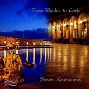 CD image SIMOS KOUSKOUNIS / FROM RHODES TO CORFU